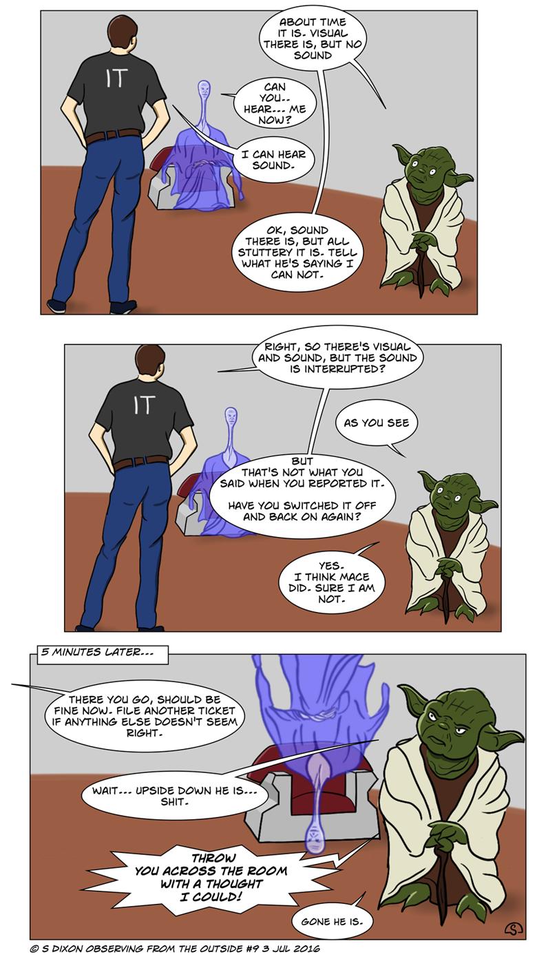 Jedi Council IT Support